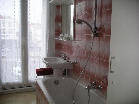 Royan, France : salle de bain