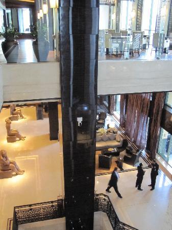Fairmont Nile City : lobby