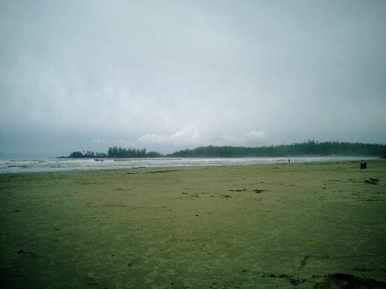 Fortune Cove: Long beach