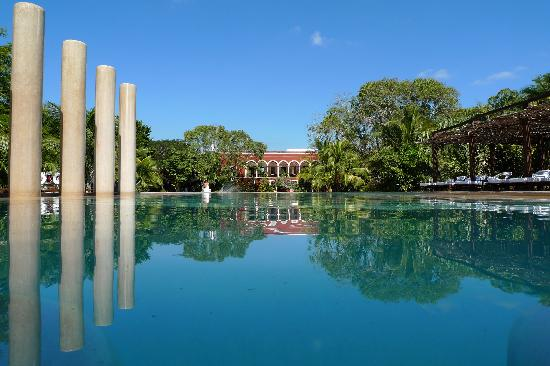 Hacienda Temozon, A Luxury Collection Hotel: The Pool