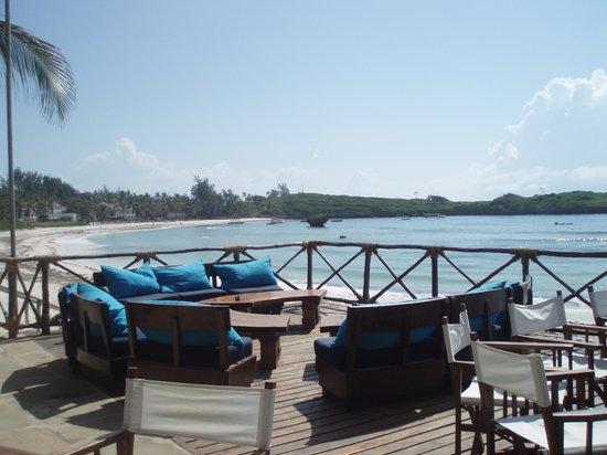 Ocean Sports Resort: View 3 from Oceansports Breakfast Table