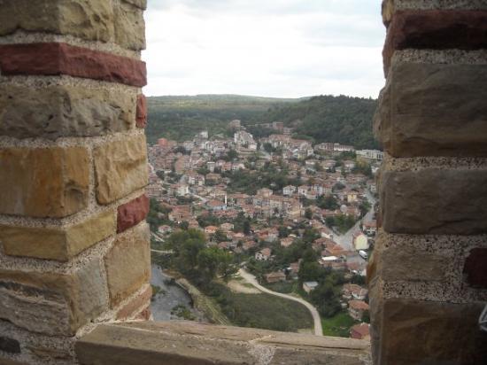 ป้อมซาเรเว็ทส์: Veliko Tarnovo