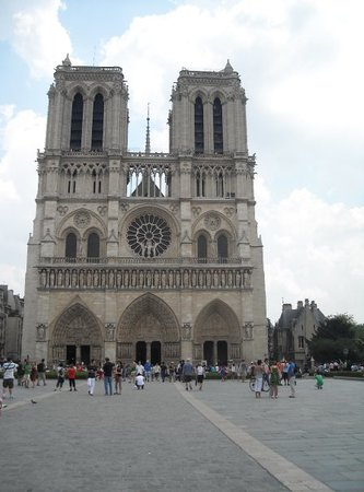 Best of France Tours: Paris - Notre Damme