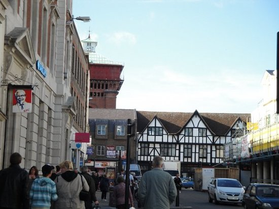Hotels In Colchester City Centre