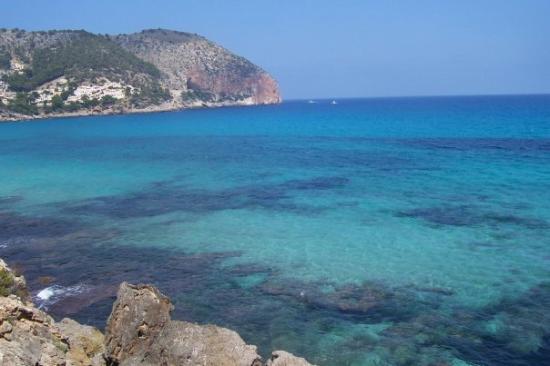 Canyamel, Spain: wunderschöönes Meer :))