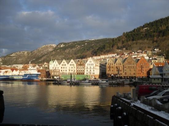 Bilde fra Bryggen