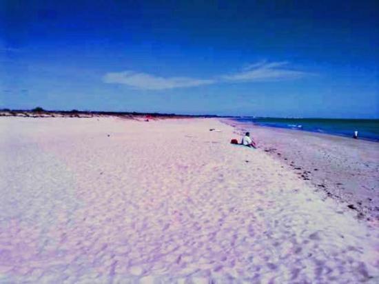 Cabanas, Portugal: Cabana Beach