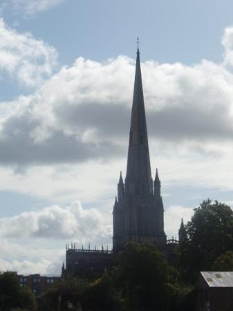 St Mary Redcliffe Church: St. Mary Redclife