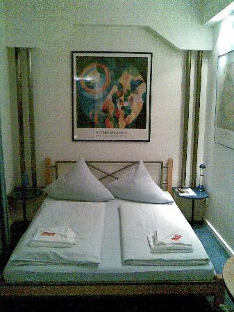 Bett Bild Von Art Hotel Charlottenburger Hof Berlin