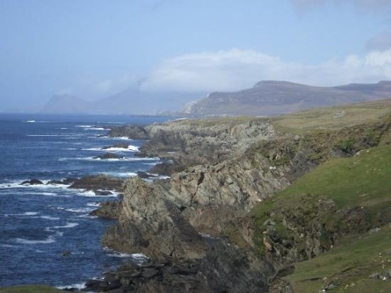 Keel Beach: Atlantic Coast - Achill island.  Priceless....