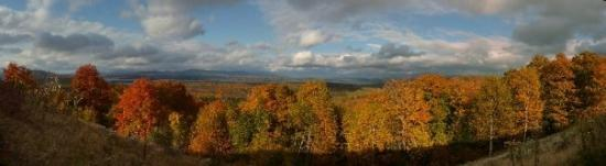 Farmington, Мэн: Rangeley Lake 2009