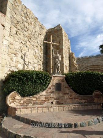 Mission San Juan Capistrano: The Mission of San Juan Capistrano, CA