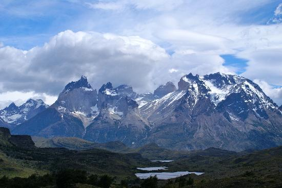 Explora Patagonia - All Inclusive : Scenic views on the Toro Heights Dayhike