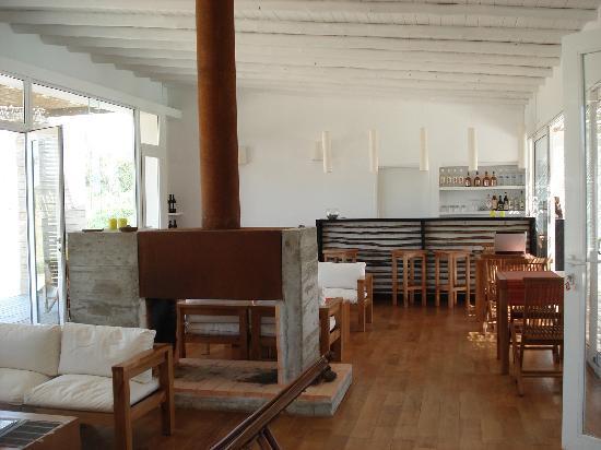 Posada Arenas de Jose Ignacio: breakfast area