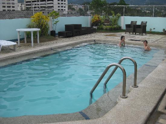 Hotel Pool Picture Of Cebu Grand Hotel Cebu City Tripadvisor