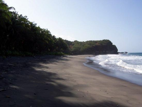 Dominica: The beach featured on Pirates of the Carribean 2 and 3 and the Pirate masters reality show...we