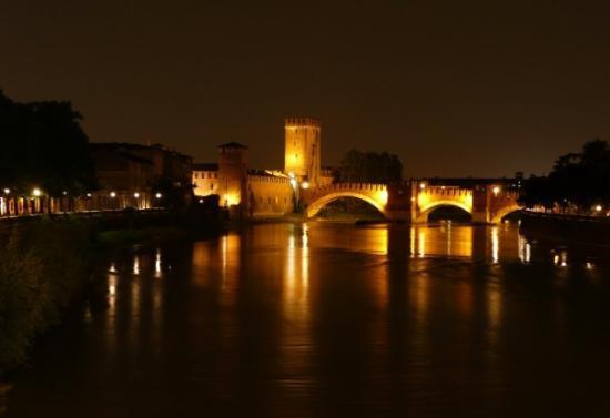 Castle in Verona.