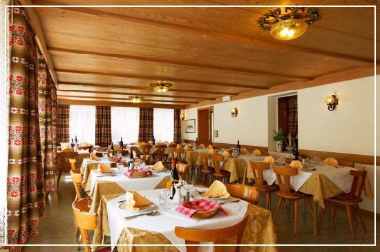 Hotel Genziana: Sala da pranzo