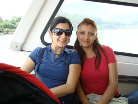 Foto De Panajachel  Lake Atitlan  Vista Desde El Hotel
