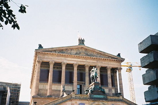 ‪Old National Gallery (Alte Nationalgalerie)‬