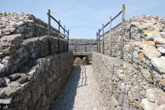 Carrowmore Megalithic Cemetery: Tombs at Carrowmore, Ireland
