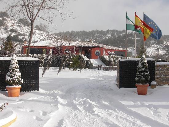 Hotel Restaurante Collados de la Sagra: Hotel