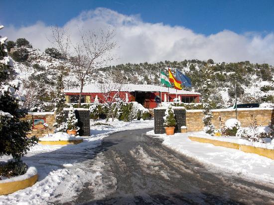 Hotel Restaurante Collados de la Sagra: Vista