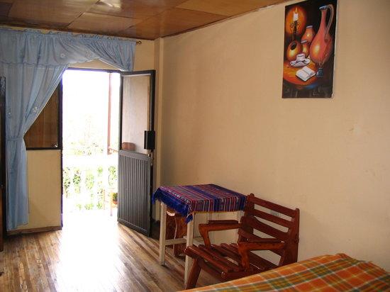 Hostal Hogar Cuencano: bedroom