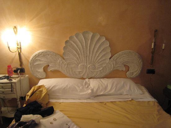 B&B Villa Valeria: Il letto