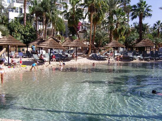 Isrotel Royal Garden The Hotel S Beach