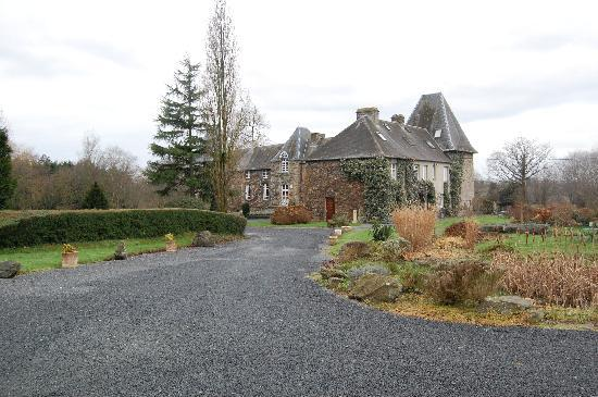 Hebecrevon, Francja: Château de la Roque