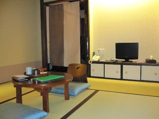 Matsubaya Inn: bathroom