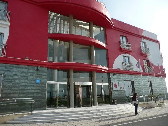 Hotel Spa Torre Pacheco: Fachada del hotel