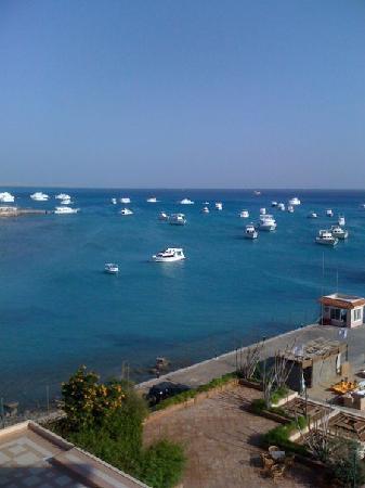 Hurghada Marriott Beach Resort: Room view
