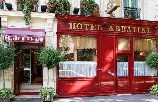 Hotel Boulevard Saint Germain