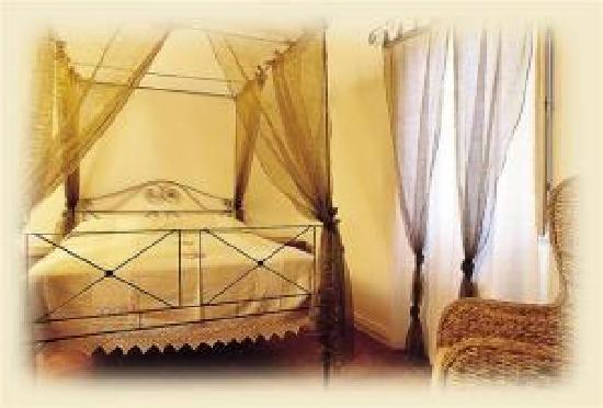 Il Vicario: Room