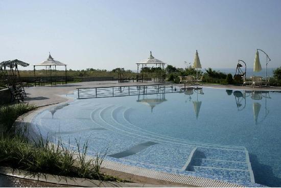 Sveti Vlas, บัลแกเรีย: Pool Area