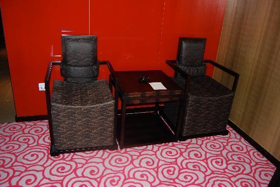 Christian's Hotel: Hotel Room