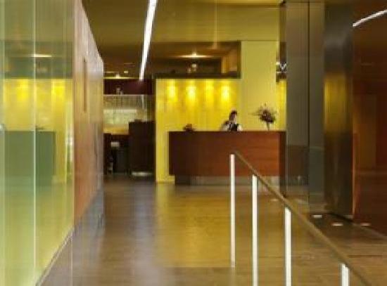 Hotel de l'Institut: Reception