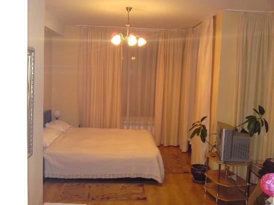 Hotel Sonata: our room