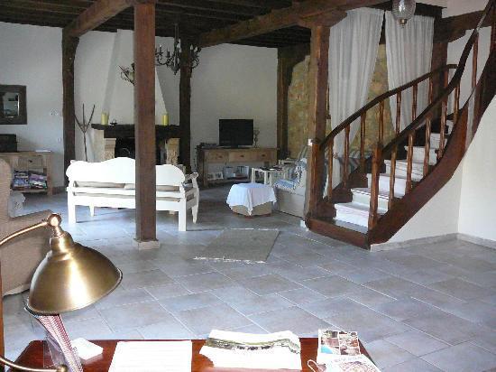 Meli Traditional House : Aufenthaltsraum
