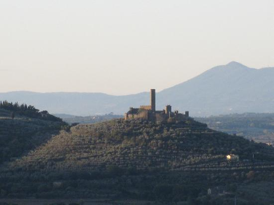 Castiglion Fiorentino, Italia: Castello di Montecchio
