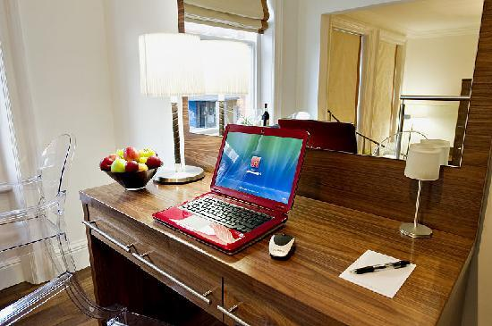 Draycotts of Chelsea: Space to Work