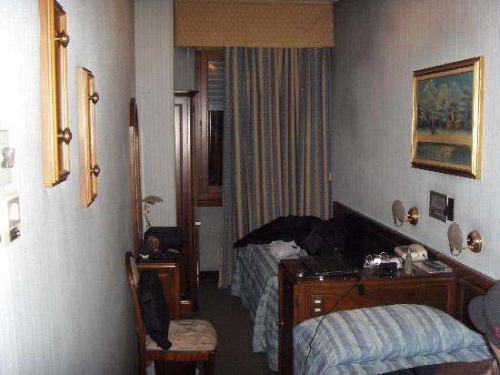 Hotel Accursio: camera doppia letti singoli