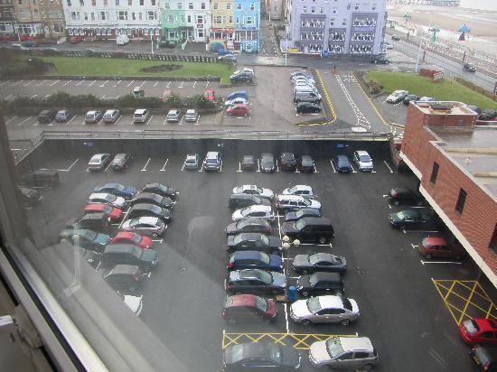 Grand Hotel Blackpool Large Free Car Park