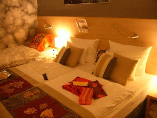 Aquapalace Hotel Prague: chambre