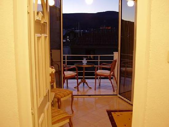 Villa Angel: View from the bedroom - Apartment A1