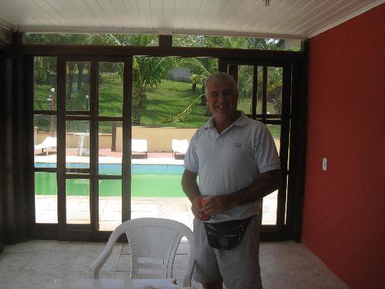 Nova Villa Tortuga: quincho