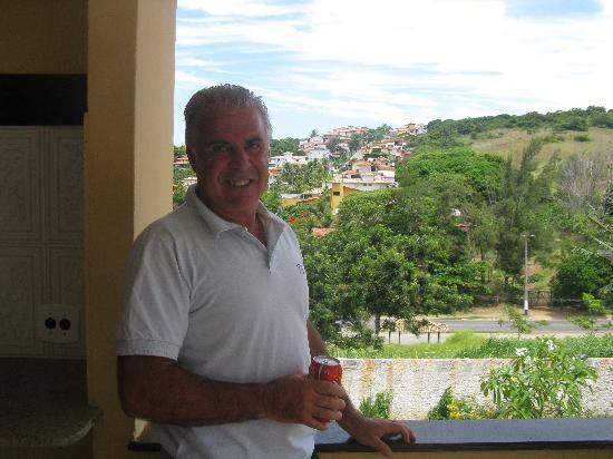 Nova Villa Tortuga: vista desde el quincho