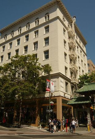SF Plaza Hotel: Hotel Astoria - SF